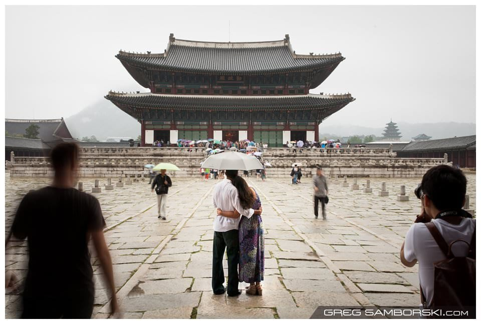 Seoul Pre Wedding Photos Photographer