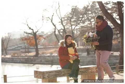 Seoul Proposal Location Gyeongbokgung