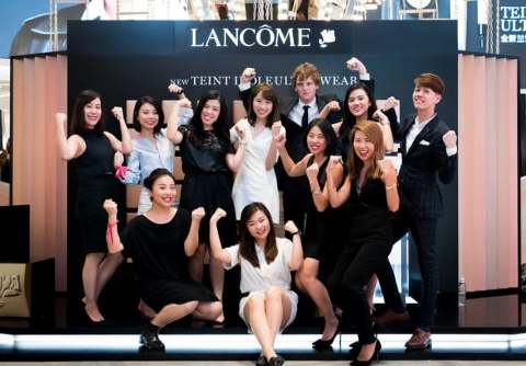 Lancome Duty Free Event Photographer
